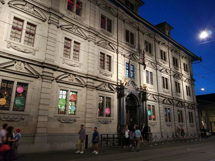 Zürich Rathaus Rathaus Zürich Zurich, Switzerland Lange Nacht Der Museen Switzerland Zurich, Swiss