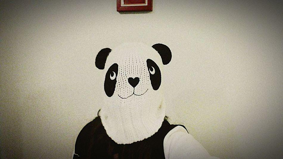 Panda!!!! Loveeeeeeeeee💜