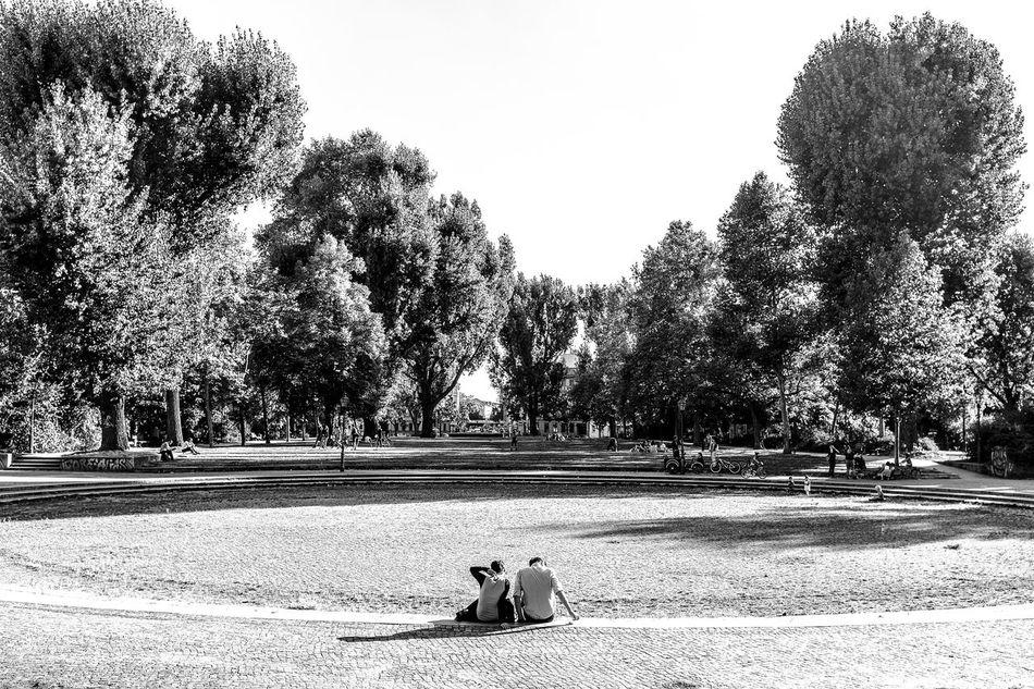 Beautiful stock photos of park, Berlin, Day, Footpath, Full Length