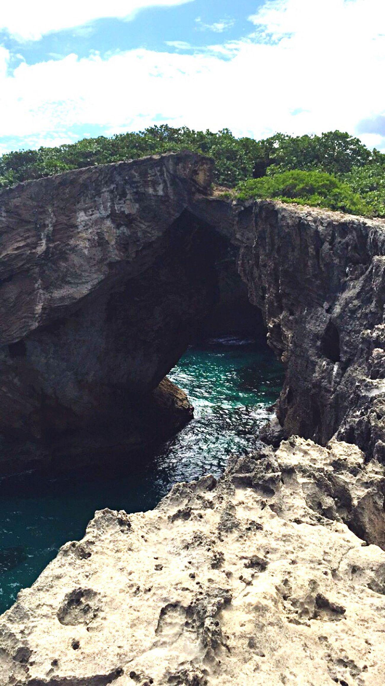 La Cueva Del Indio Cueva Del Indio Puertorro  Puerto Rico 100X35 Cueva Playa Cielo Azul Cielo Arco