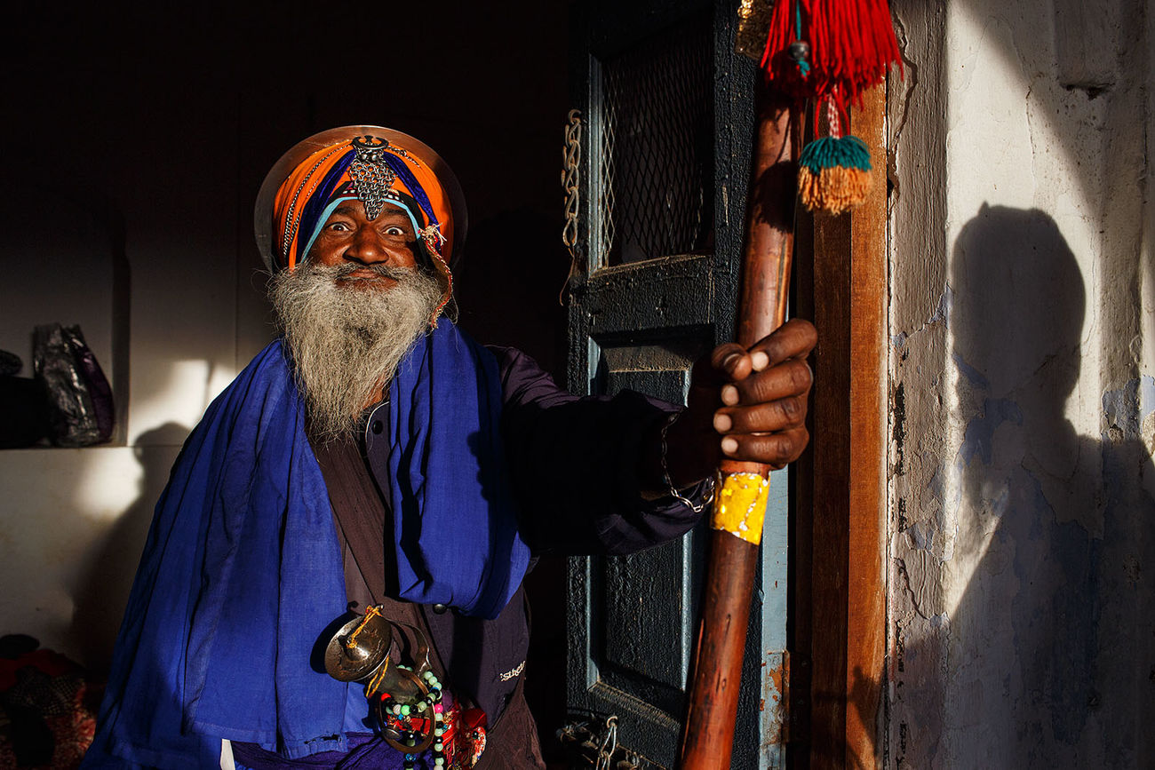 A Sikh Baba at the back of the main gurdwara in Anandpur Sahib, the holy town of Sikhism in the state of Punjab, India. India Punjab Anandpur Sahib Gurudwara Sikh Sikhism Portrait The Portraitist - 2017 EyeEm Awards The Portraitist - 2017 EyeEm Awards