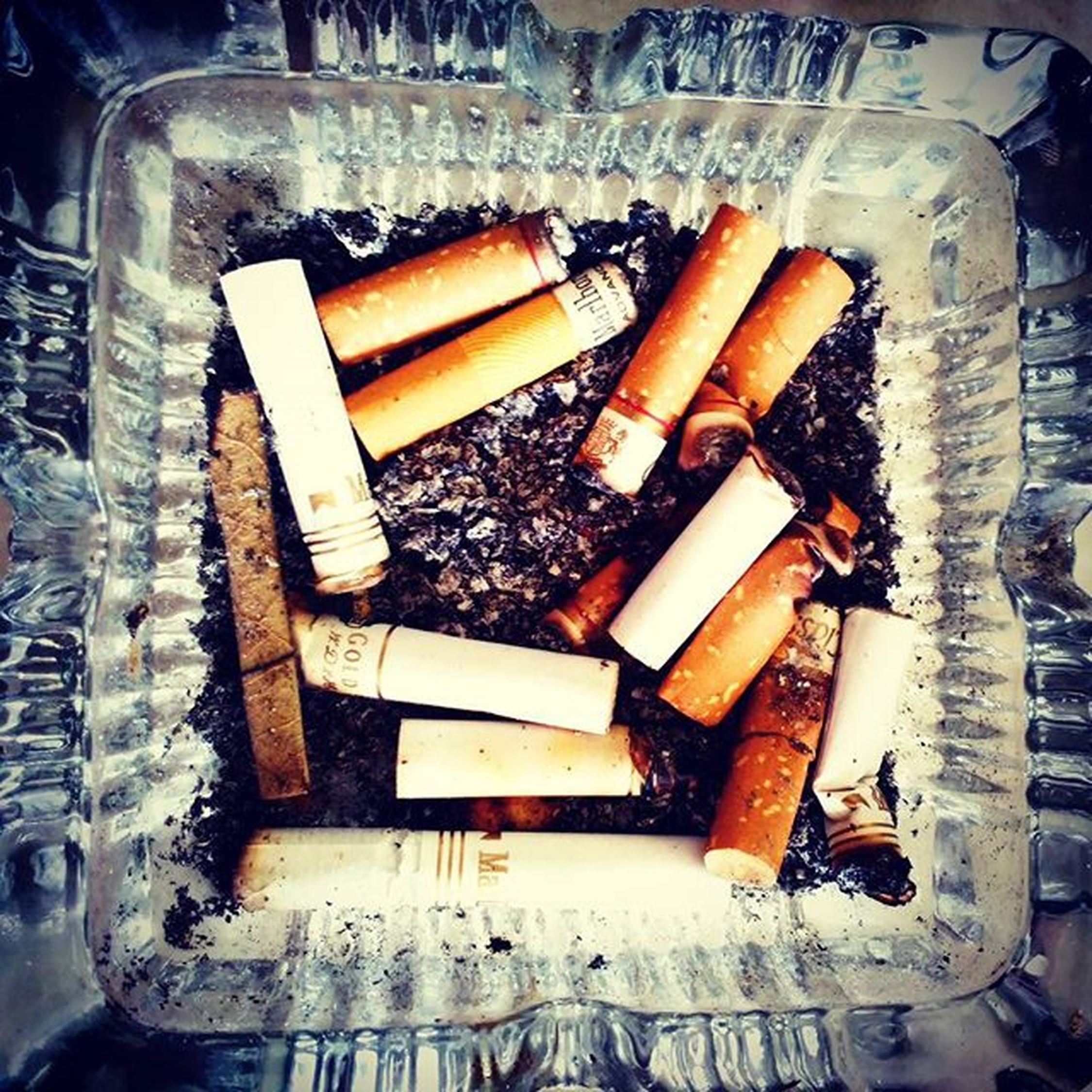 The Sunday Afternoon! TobaccoCausesCancer P.S:I Don't Smoke..