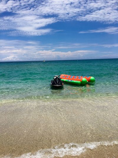 Ocean Fun Palm Beach Florida Coast Water Sports Finding New Frontiers