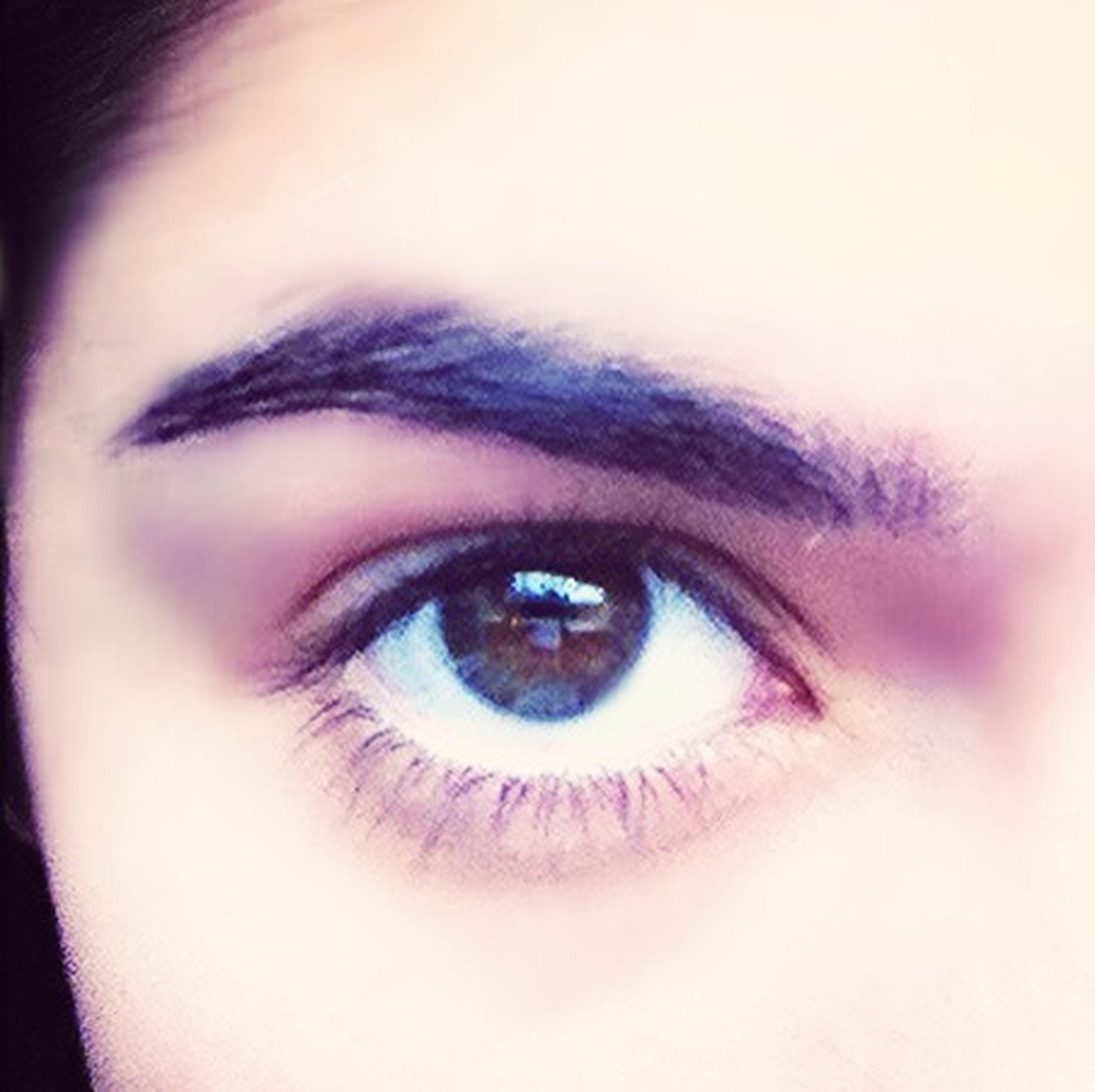 human eye, looking at camera, portrait, close-up, eyelash, human face, headshot, eyesight, lifestyles, young adult, sensory perception, indoors, front view, auto post production filter, eyebrow, human skin, person