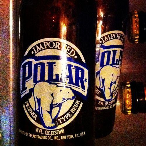 Echte liefde is... Polarbier halen voor je vriend! Polar
