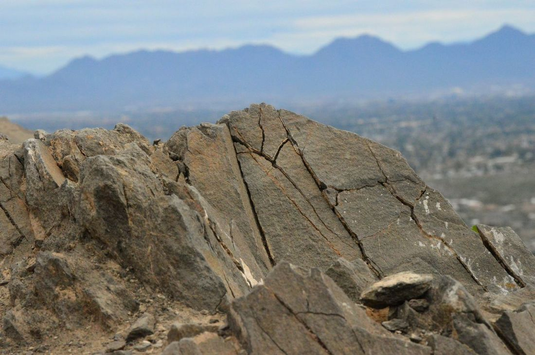 Phoenix, AZ Nature And City Mountains And Sky Outdoors Rock Formation Rocky Mountains Large Rocks