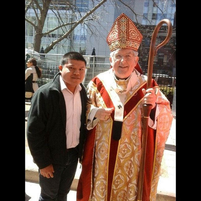 Church Cadenal Toronto HolySunday HappyEaster Canada Blessing ThanksBeToGod