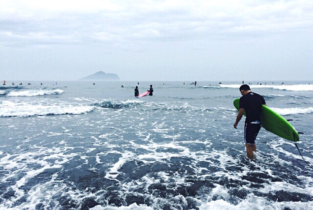 Original Experiences 踏浪。 Surf Life Sea Taiwan