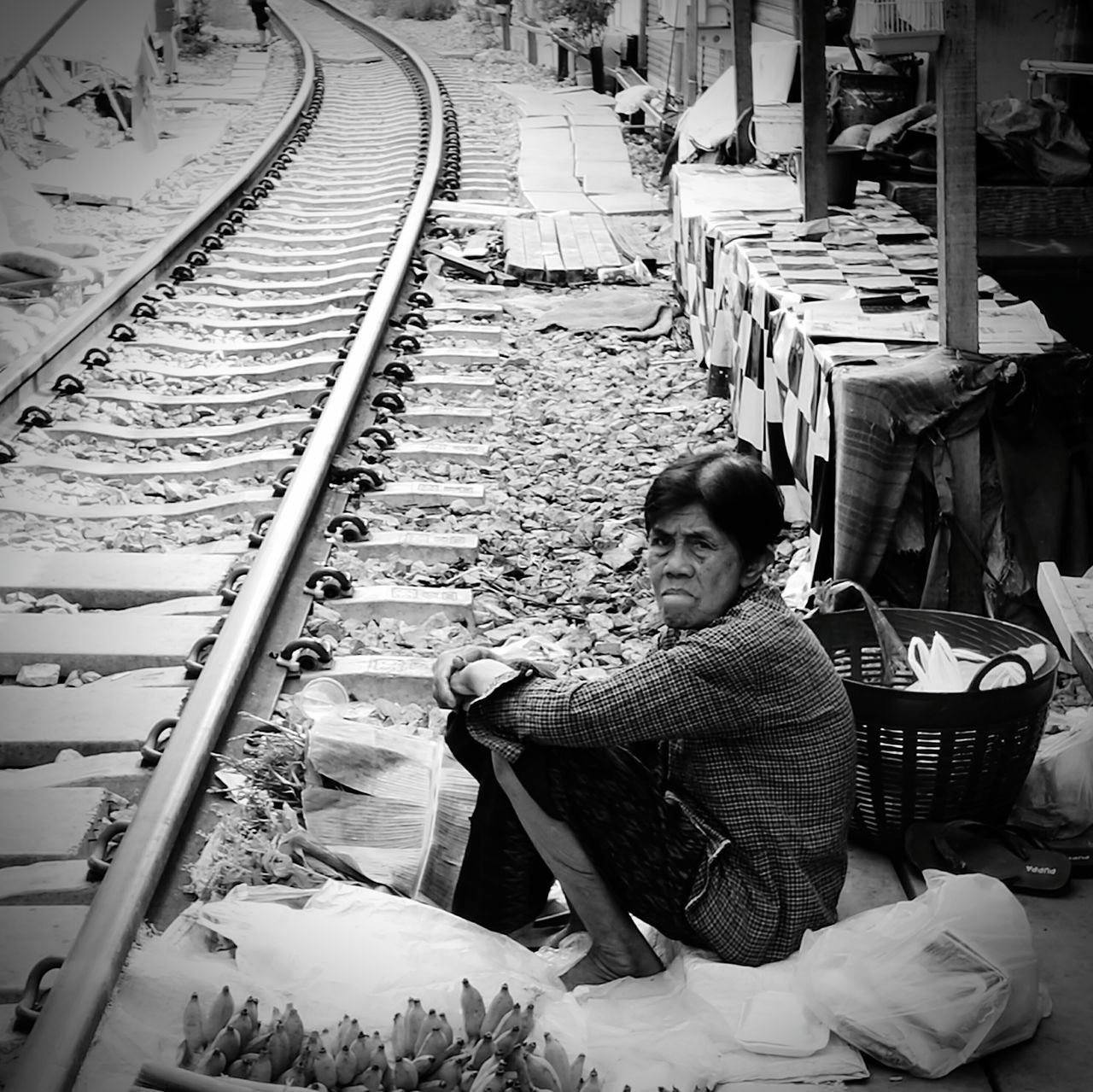 Livelihood Real People Oldlady Bangkok Thailand Bangkok Streetphotography Street Streetphotography Street Photography Streetphotographer Black & White Photography Blackandwhite Black And White Blackandwhite Photography Black And White Photography Blackandwhitephotography EyeEm Best Shots - The Streets EyeEm Best Shots - Black + White EyeEm Bnw EyeEm EyeEm Best Shots EyeEmBestPics EyeEm Gallery Eyeemphotography