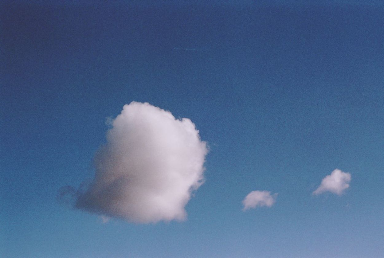 Film Photography Om10 Film Is Not Dead Sky And Clouds Blue Sky Showcase July Hidden Gems  Nature Looking Up 菲林 Be. Ready.
