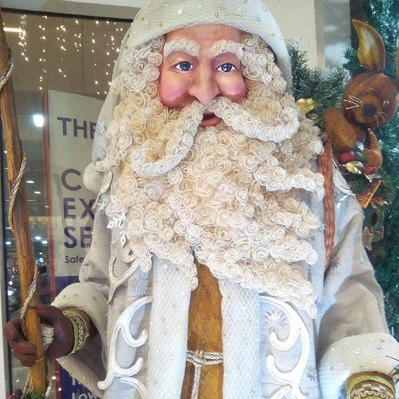 Meet Uncle Santa © G MANZANILLA PHOTOGRAPHY — Philippines Scenery Christmas Asian  World Travel Tours Tourist Photography Snow White Santa Claus Lights Wonderful Glmanzanilla Holiday WOW