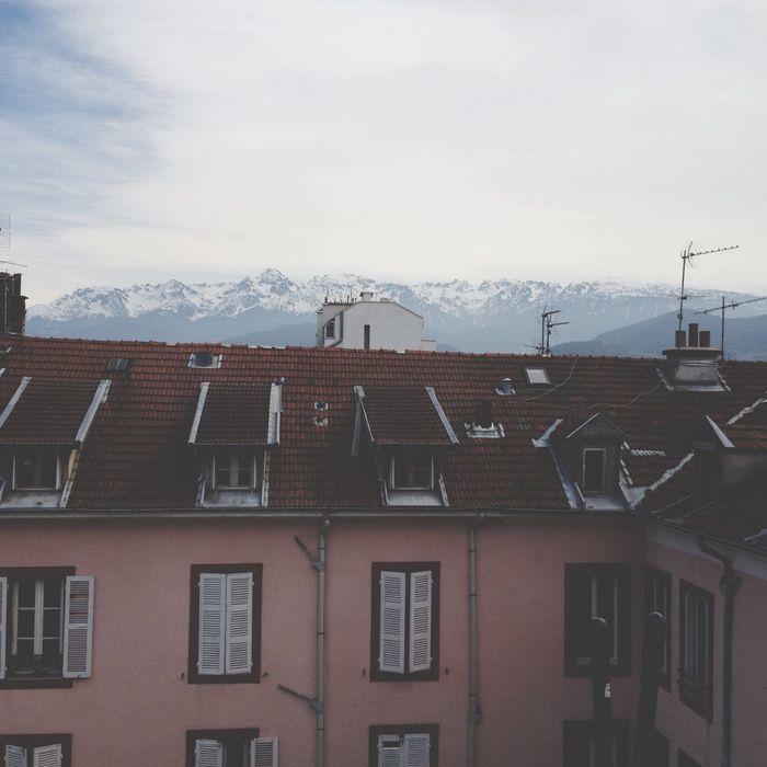 Grenoble Taking Photos Enjoying Life