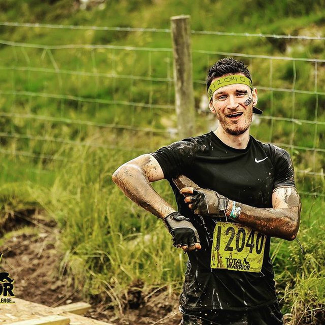Total Warrior, great fun! Totalwarrior Washingwitharock Ocr Obstaclecourseracing Relentless