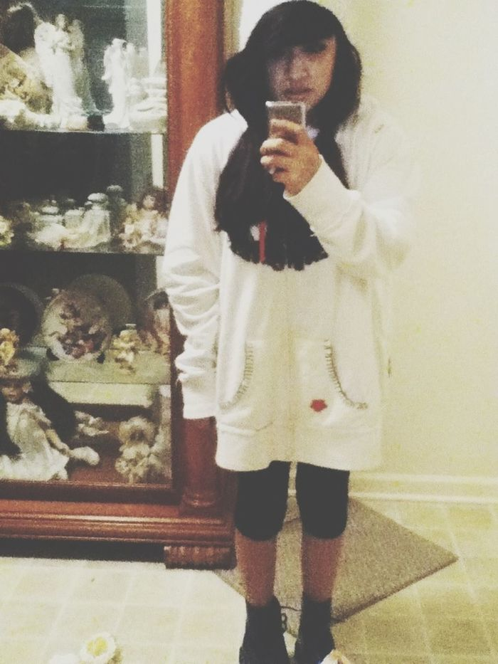 Jacket Is Too Big :(  Todays Outfit❤ Short People Problems
