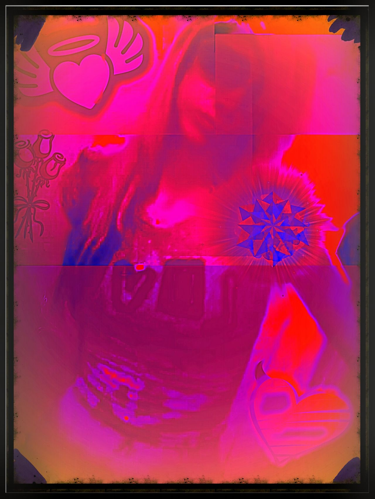 Auto Post Production Filter Bold Creativity Filters Full Frame Jessica Tuggle Multi Colored Mydesign Neon No People Painted Image Pink Pink Color Popart Red Red Color SexyAsFuck Sexygirl Stunning Transfer Print Vibrant Vibrant Color Vibrant Colors Vivid Vivid Colours
