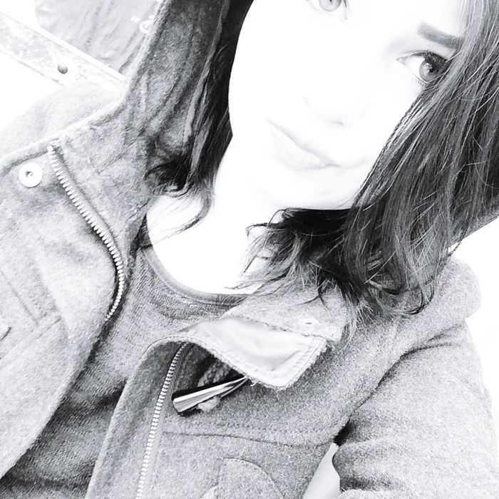 Black And White Friday Rainy Day Rain☔ Idontlikeit Ihaterain That's Me Itscold Austria Black&white