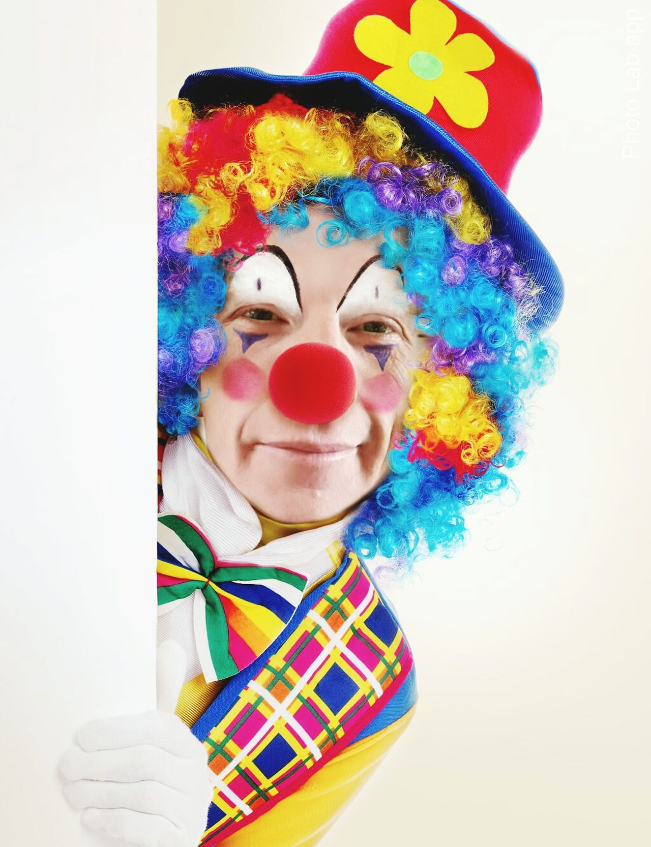 Beautiful stock photos of clown,  40-44 Years,  Bow Tie,  Close-Up,  Clown