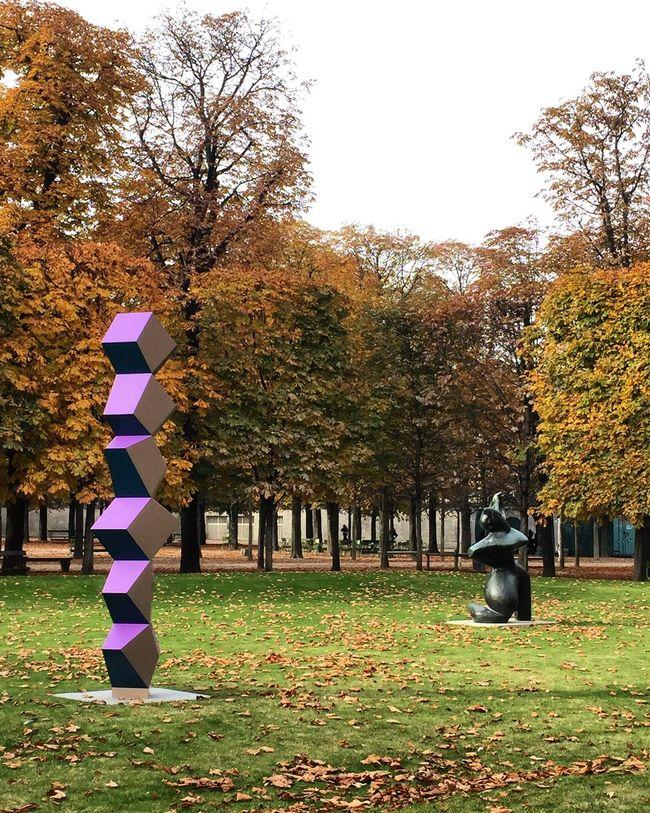Sculpture Fiac Jardin Des Tuileries Angela Bullock Art