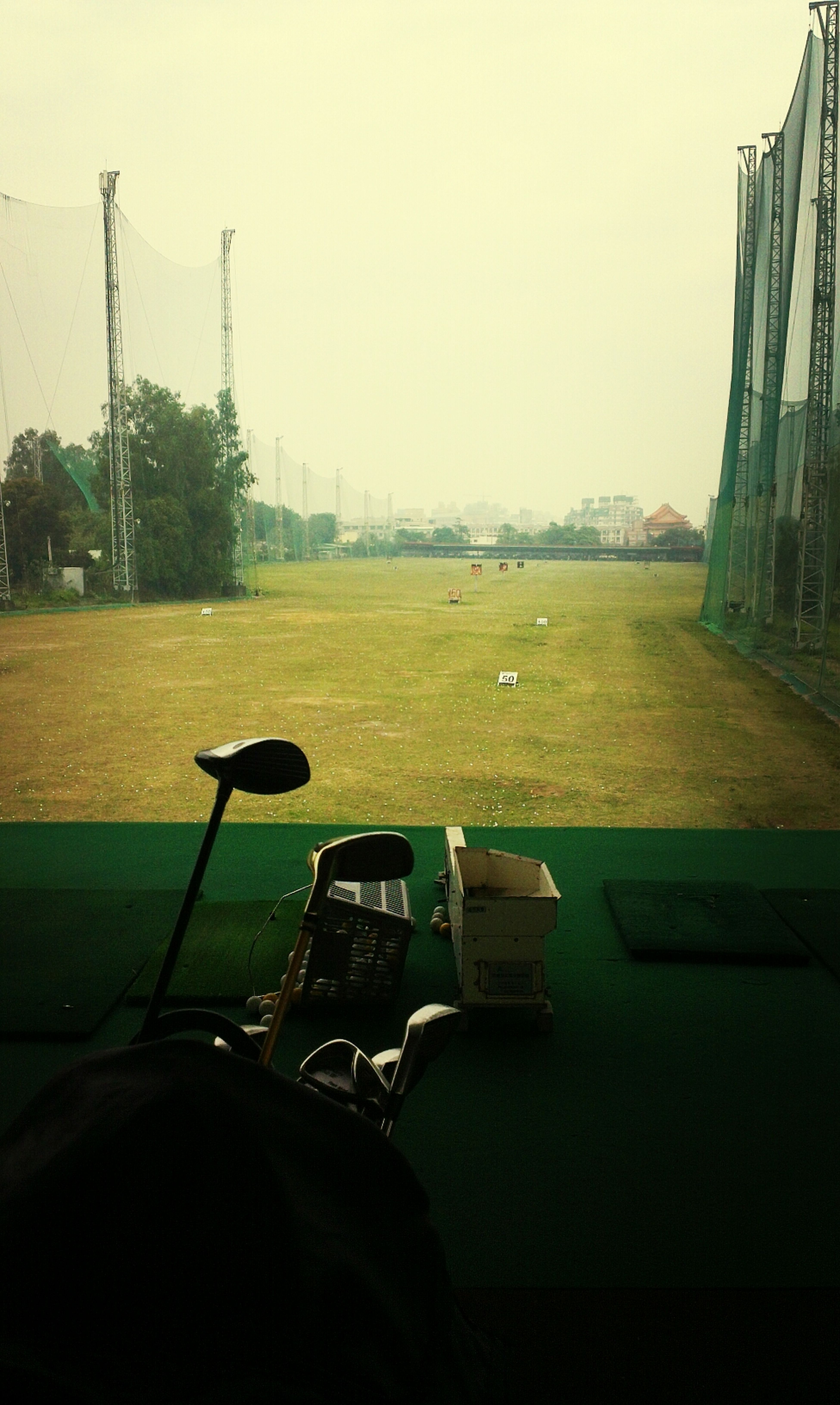 Learn golf ,try something different , challenge my life(: Golfing Being Tiger Woods Joy Enjoying Life