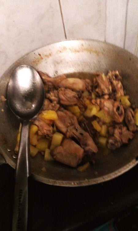 Dinnertime Eatwell Busoglusog Chikenpineaple