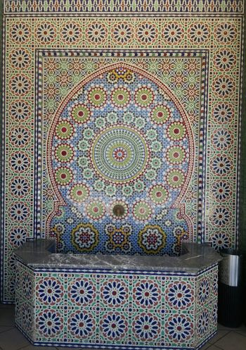Traditional moroccan tiles 👌 Arts Arts And Crafts Tiles Traditional Architecture Beautiful Made In Morocco Taking Photos Eye4photography  Morocco