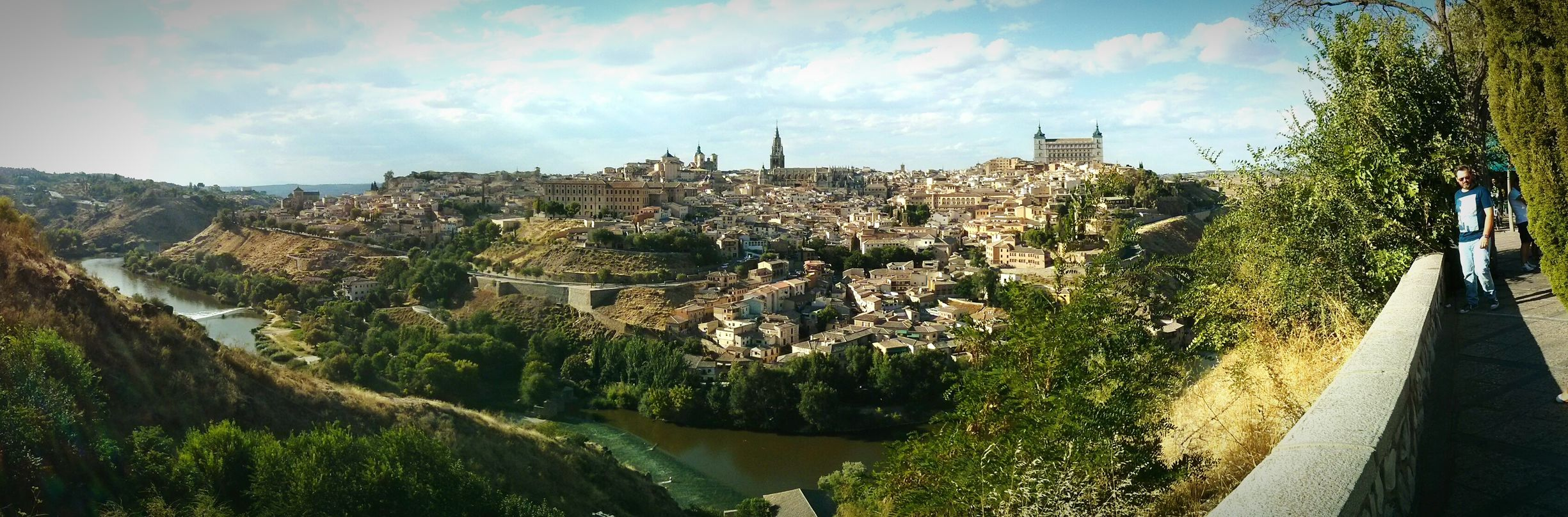 Proud to be born in such a beautiful and historical city. The city of the three cultures, where Jews, Christians and Muslims lived together circa 1000 years ago. Toledo Spain Home CastillaLaMancha Gastronomía Gastronomy Tourism Medievalcity
