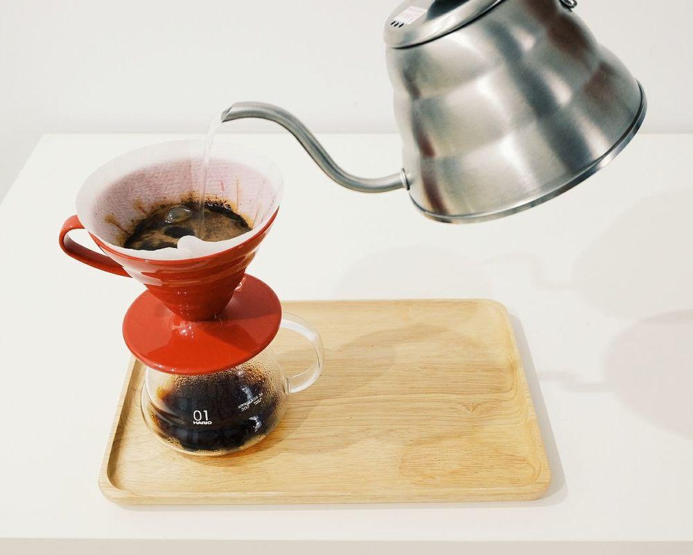 Hario V60 Manualbrewonly Coffee Homecoffee