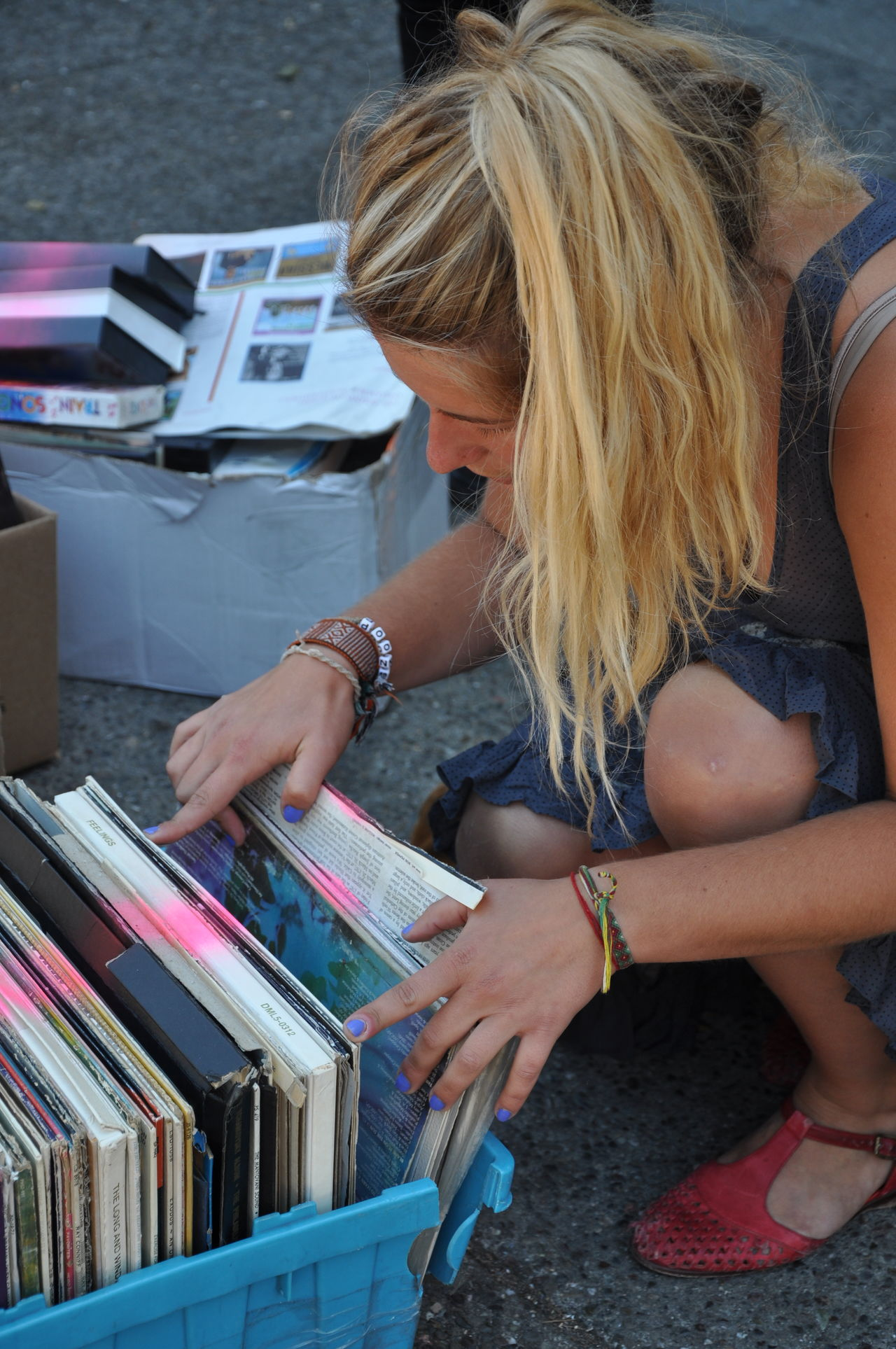Advent Babe Berkeley Blond Hair Cali California Colors Day Hippie LP Music One Woman Only Record Records Tranquility West Coast