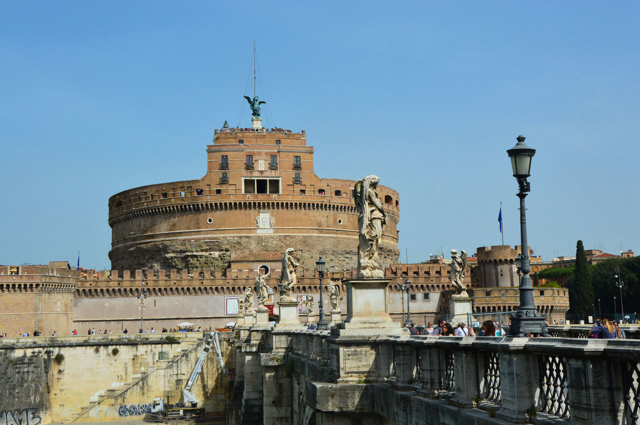 Architecture Building Exterior Built Structure Castel Sant' Angelo Castel Sant'Angelo Castel Sant'Angelo ROME CASTEL SANT'ANGELO ROME Castle Saint Angel Castle St Angel City Day Mausoleo Adriano Mausoleo Di Adriano No People Outdoors Roma Roma ! Roma Italia Rome Rome Italy Rome Italy🇮🇹 Rome, Italy Sky Travel Destinations Water