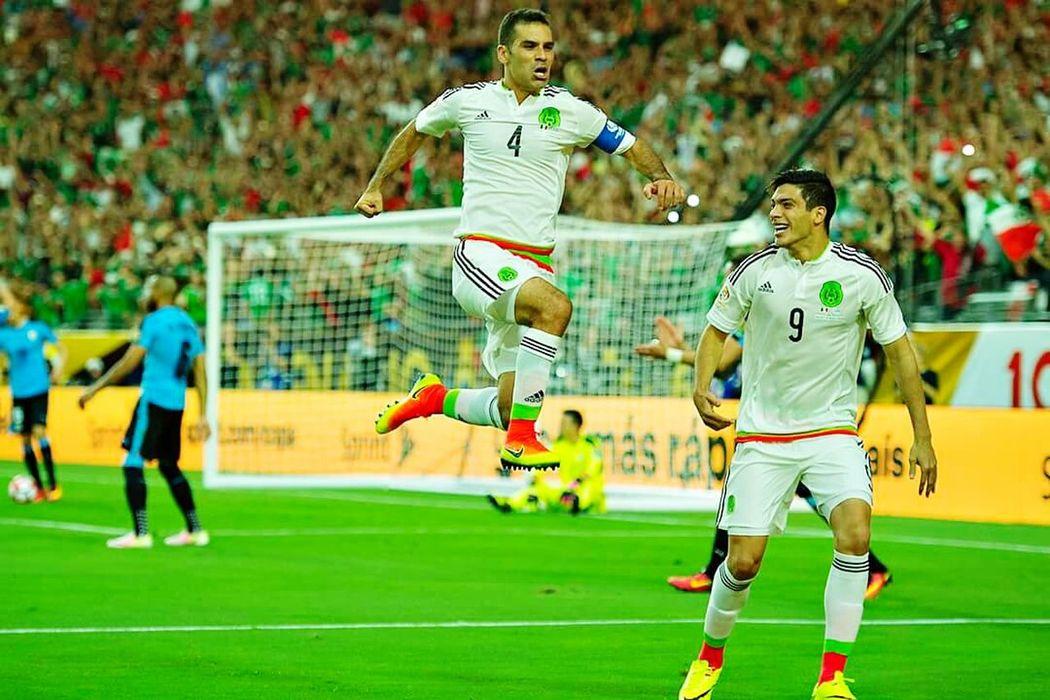 Mexico CopaAmérica Viejito Goal