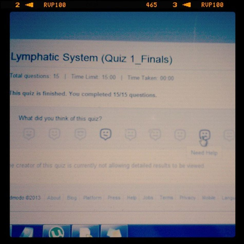 How was the test? =)= Anaphy Online  Quiz Need help laughlaugh 100hashtag