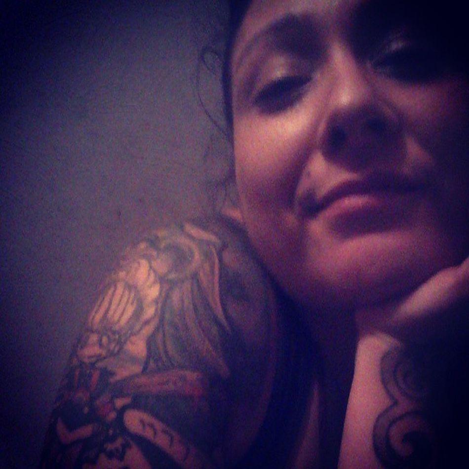 Theeartofchristina Inspire Tattooedladies Tattoos BioGraphix RainbowBrite Artmodel