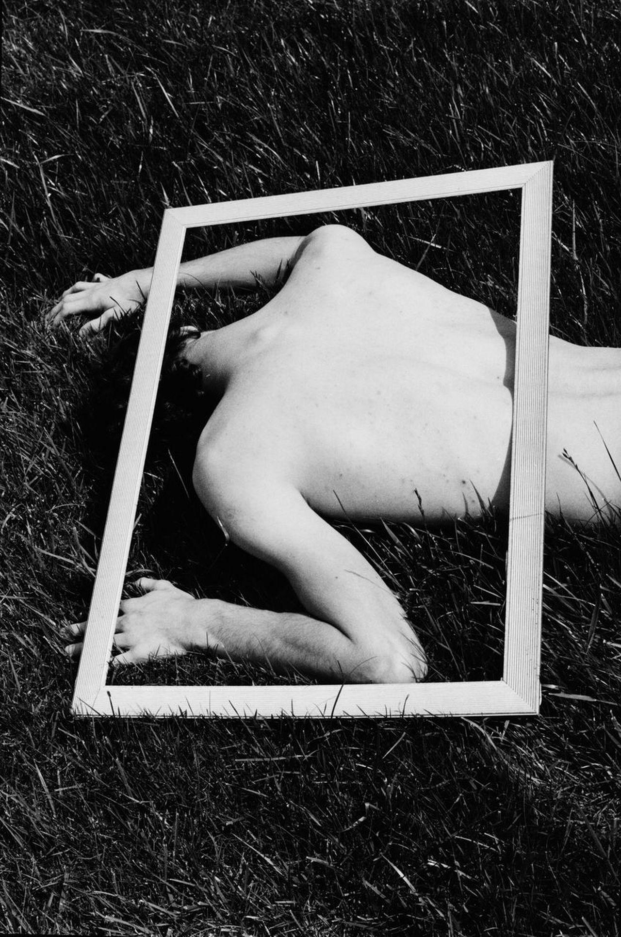 one person lying down people human body part outdoors Body Man Soul frame Analogue Photography 35mm film 35mm 35mm camera blackandwhite Kodak Kodak T-max 400