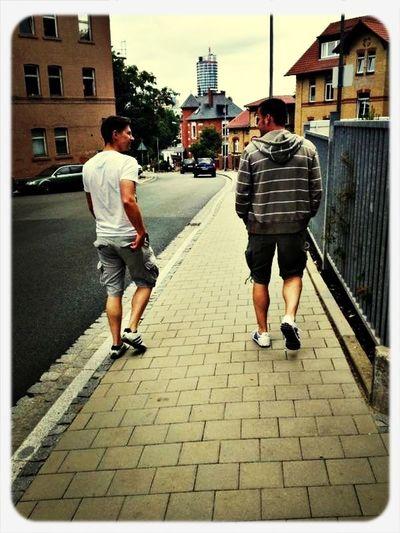 uff jeetz in de city :)