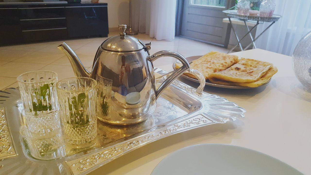Marroccan style Maroccan Style Maroccan Food Maroccan Touch Msemmen