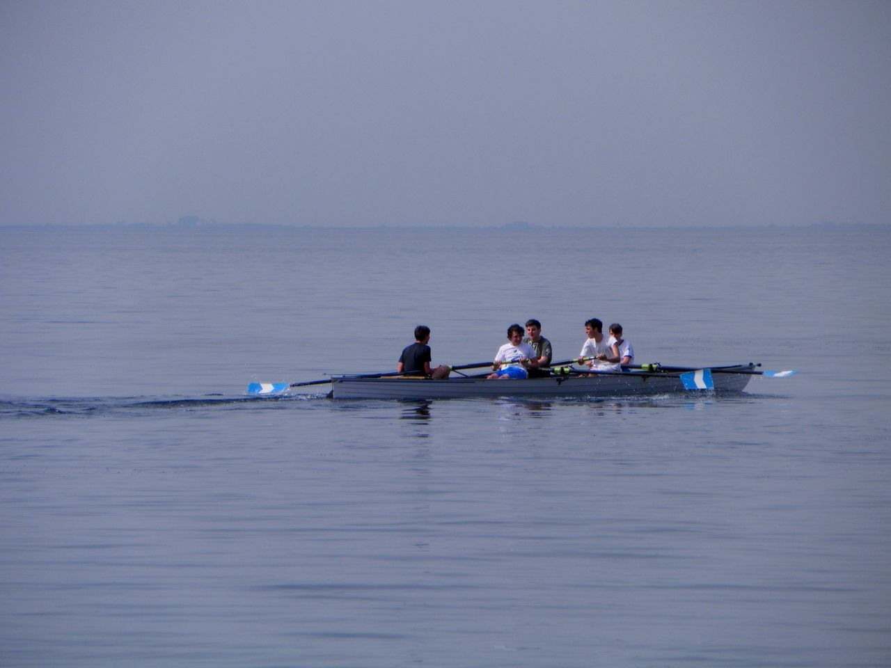 Simple Things In Life From My Point Of View Showcase April Water Blue Wave Enjoying Life Steam From The Pier Rowing Training