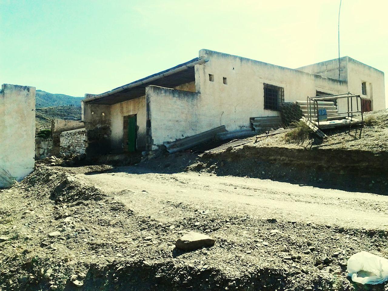 Antiguo Casa Abandoned Abandonada Almería Perdida