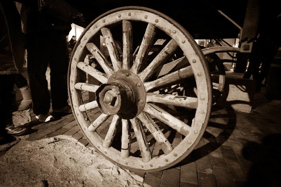 Wheel Spoked Wheels