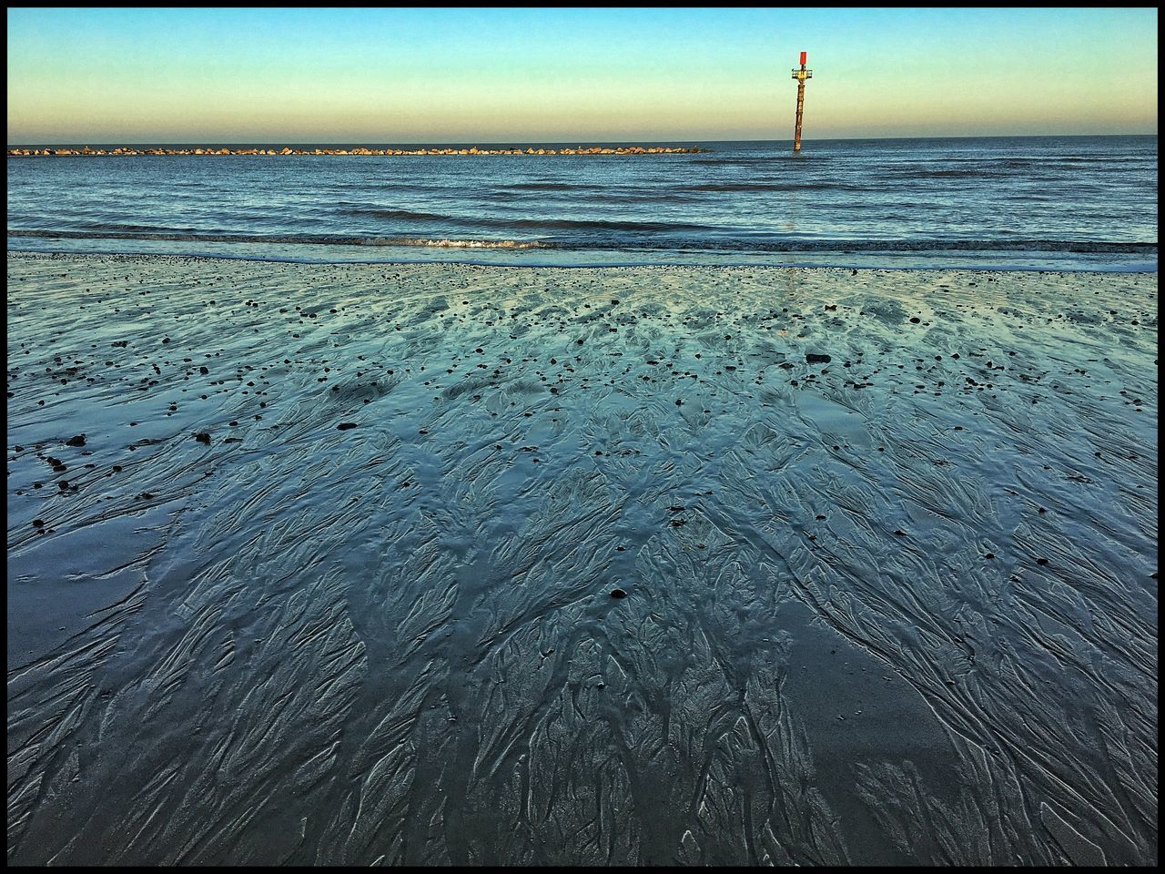Beautiful Walk On The Beach Beach Sea Water Tranquil Scene Sand Nature Outdoors Beauty In Nature No People Scenics Day Patterns In Nature Pattern In The Sand Waves Sand