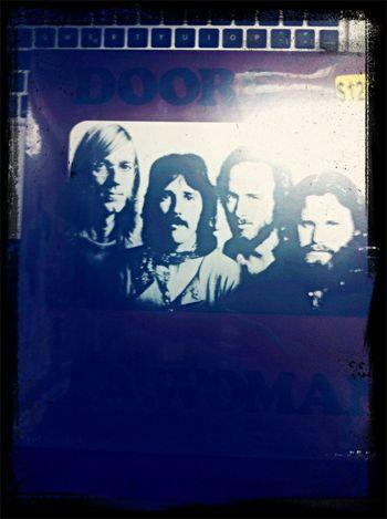 Otro más para la colección, Vinilos Vynil The Doors