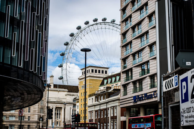 Eye of London Architecture Architecture Architecture_collection Built Structure Check This Out City City Life Day Eye Of London Ferris Wheel Ferriswheel Low Angle View Nikonphotography Outdoors Sightseeing Sky Taking Photos Tourism Tourist Tourist Attraction  Tourist Destination Travel Travel Destinations Travel Photography Traveling