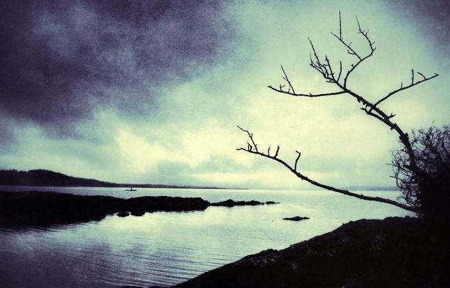 The Lone Boatman