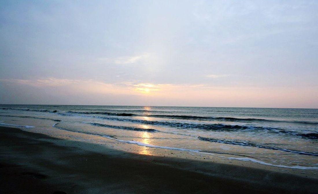 Beach Beachphotography Bloemendaal Sunset Holland Landscape
