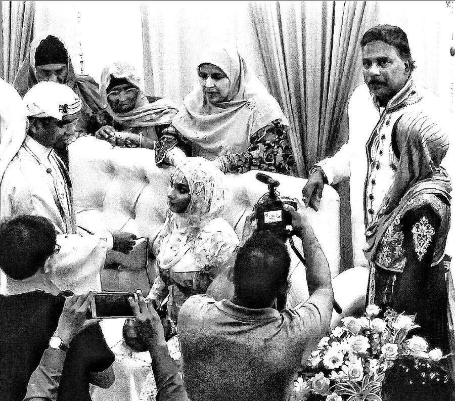 Wedding Bride Groom Singapore Blackandwhite Black And White Collection  Blackandwhite Photography EyeEm BlackandWhite Father Of The Bride