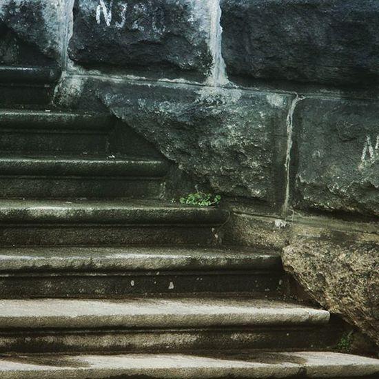 Zürich City Eth Stairs