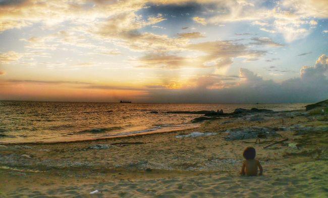 少年よ大志を抱け ~知多半島美浜~ Eye4photography  Sky_collection Sun_collection EyeEm Best Shots