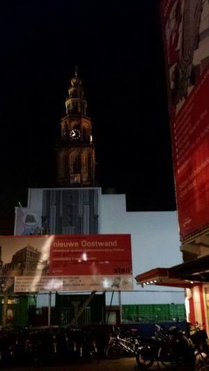 Grote Markt Martinitoren Nachtfotografie Nightphotography NoEditNoFilter Myfuckinggroningen