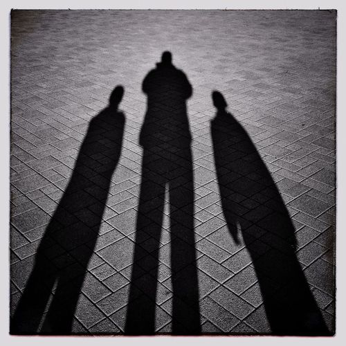 Shadow play Chicago