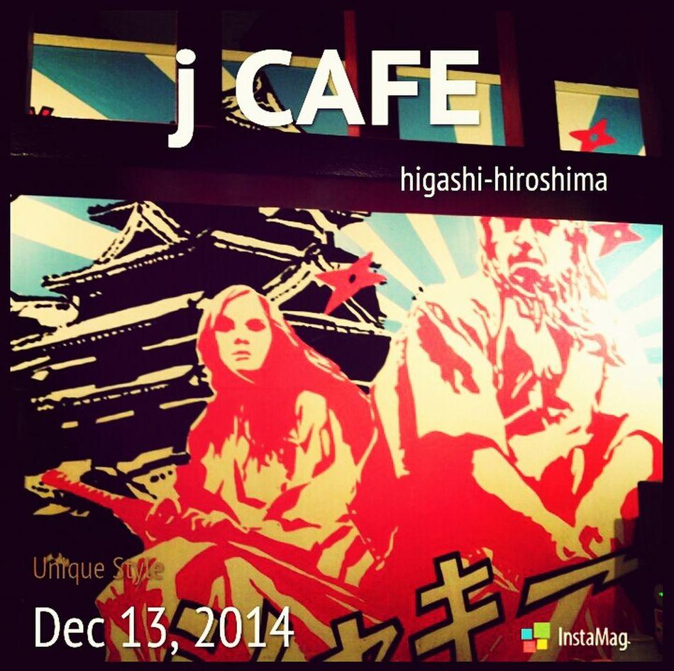 忘年会 in j CAFE Relaxing Enjoying Life Drinking