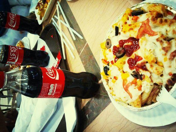 Coca Cola Food Fun